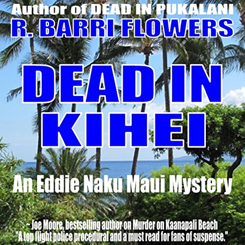 Dead in Kihei audiobook cover art