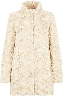 Vero Moda Vmcurl High Neck Faux Fur Jacket Noos Chaqueta para Mujer