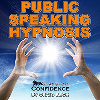 Public Speaking Hypnosis cover art