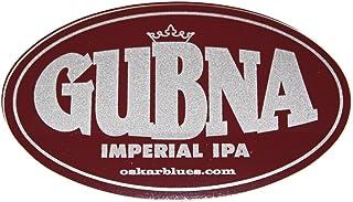 Oskar Blues Brewery - Gubna Imperial IPA - Logo Sticker
