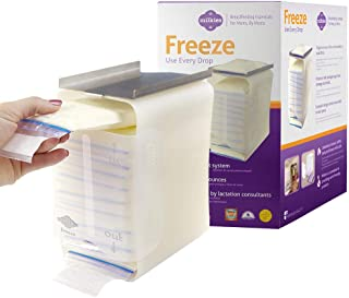 Sponsored Ad - Milkies Freeze: Organize & Store Your Breast Milk