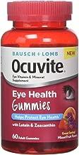 Bausch + Lomb Ocuvite Eye Health Gummies - 60 ct, Pack of 2