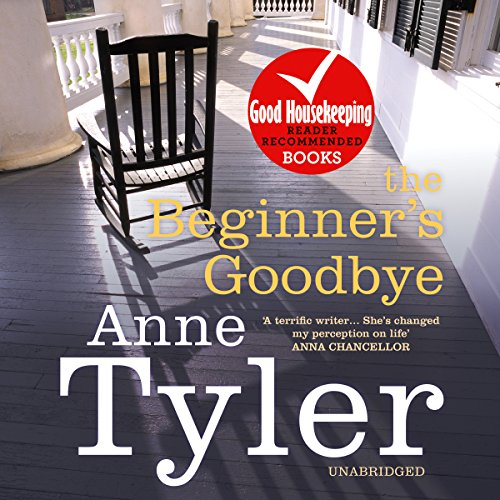 The Beginner's Goodbye audiobook cover art