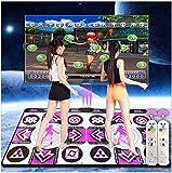 WGE HD Tappeto da Ballo Illimitato Scaricare TV Computer Doppio Uso Thicker Macchina da Ballo, 2