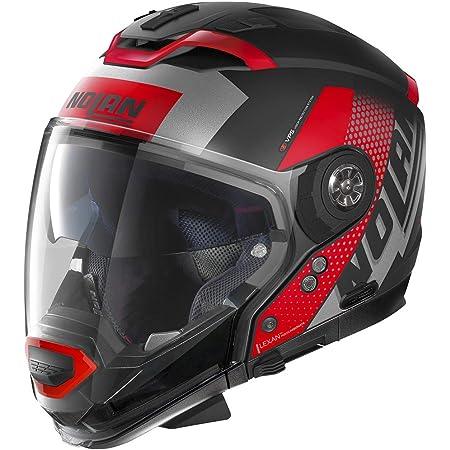Nolan Herren N70 2 Helmet Flat Black Xl Auto