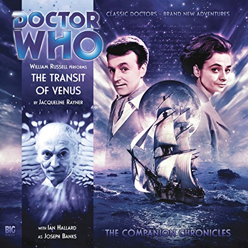 The Transit of Venus audiobook cover art
