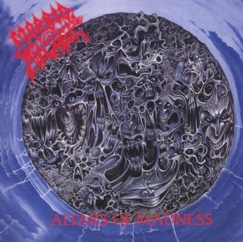 Altars of Madness by Morbid Angel (2008-01-13)
