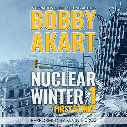 Nuclear Winter First Strike Titelbild