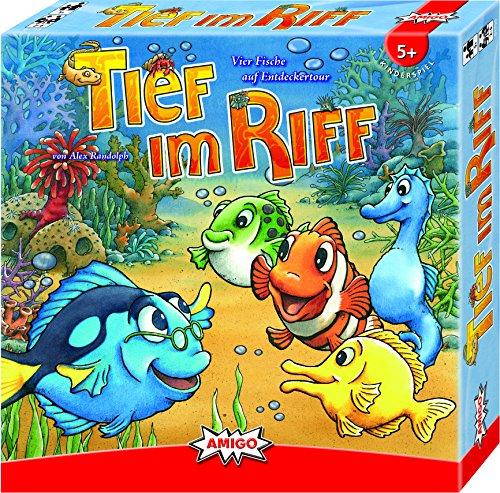 AMIGO Spiel + Freizeit 01755 - Tief im Riff