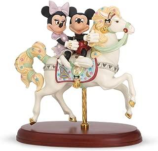 Lenox Mickey's Carousel Romance