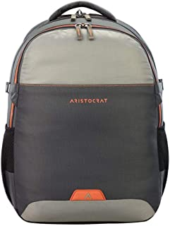 ARISTOCRAT Digit 2 Laptop Backpack Grey