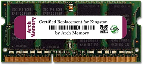 Arch Memory Replacement for Kingston KVR16S11/8 8 GB 204-Pin DDR3 1600 MHz SODIMM RAM