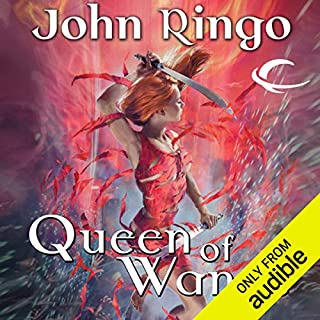 Queen of Wands audiobook cover art