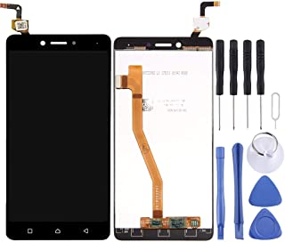 شاشة LCD من شوهان جزء لإصلاح الهاتف شاشة LCD ومحول رقمي مجموعة كاملة لملحق الهاتف المحمول لينوفو K6 نوت