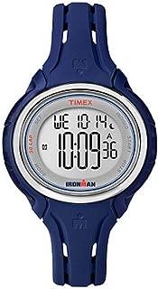 Navy Blue Silicone Watch-TW5K90500