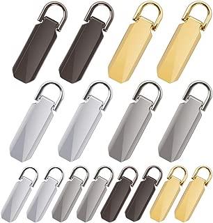 gold zipper replacement