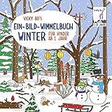 Ein-Bild-Wimmelbuch Winter ab 1 Jahr