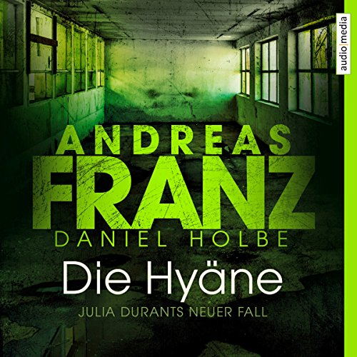 Die Hyäne audiobook cover art