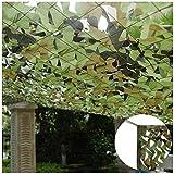 Red De Camuflaje Ejército Malla De Camuflaje Bosque Camo Netting Tienda Red De Sombra Tela Oxford Reforzada Sombrilla For Acampar Al Aire Libre Jardín Terraza Caza Oculta Privacidad Protección Solar