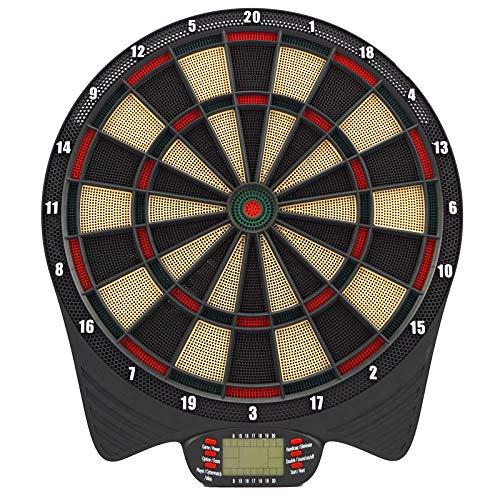 Best Sport Typ 3 Bersaglio elettronico di Freccette, Colore: Multicolore