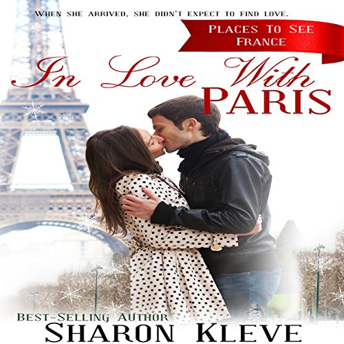 In Love with Paris: Christmas Romance - France audiobook cover art