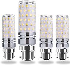 12W/16W keuken maïs licht, LED B15/B22/E12/E16/E17/E26/E27 gloeilamp, gelijkwaardig aan 120W-160W halogeen bollen, Cool Wh...