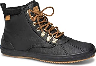 Keds Women's Scout Boot Ii Matte Canvas Wx Ankle