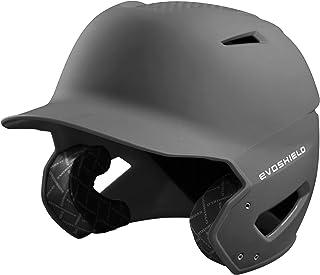 UA UABHPFG-Matte Black Left Hand Batter Baseball Helmet Jaw Shield