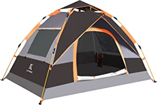 Extremus Mission Mountain Instant Pop-Up Camping Tent,...