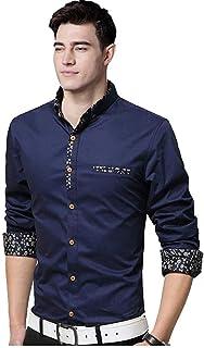 LookMark Men's Regular Fit Casual Shirt