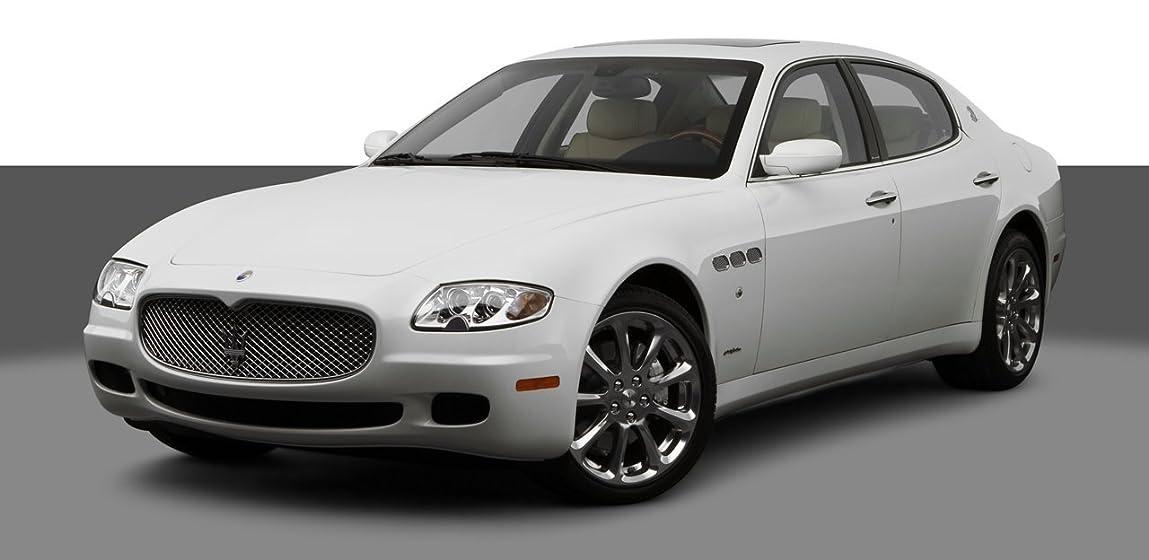 Amazon Com 2008 Maserati Quattroporte Reviews Images And Specs