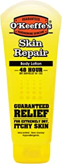 O'Keeffe's Skin Repair Body Lotion and Dry Skin Moisturizer, Tube, 3 Ounce