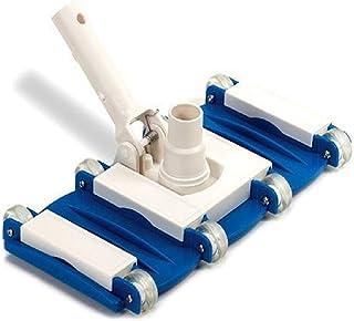 Swimline - Cabezal de aspiradora Flexible con Peso, Color Azul