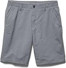 Under Armour Men's Match Play Shorts, Steel (035)/Steel, 30