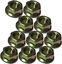 Husqvarna Craftsman Poulan Chainsaw (10 Pack) Replacement Bar Mount Nut # 530015917-10pk