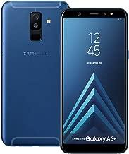 Samsung Galaxy A6 Plus (SM-A605G/DS) 4GB / 32GB 6.0-inches LTE Dual SIM Factory Unlocked - International Stock No Warranty (Blue)