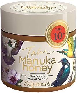 Manuka Honey UMF 10+ 100% Raw and Pure from New Zealand by Tahi 8.8 oz (250 Gram PET)