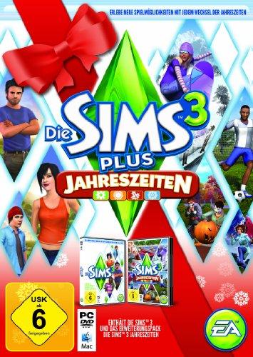 Die Sims 3 (Hauptspiel) plus Jahreszeiten(Erweiterung)