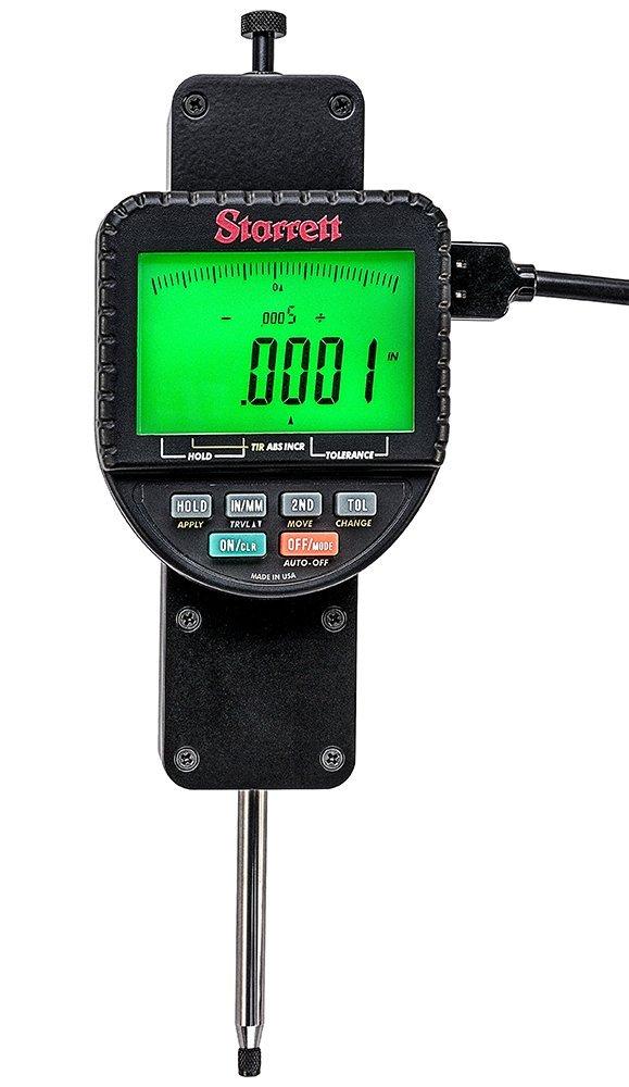 Starrett 2700-802 Backlight Electronic Indicator 2