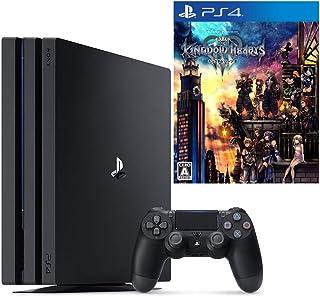 PlayStation 4 Pro ジェット・ブラック 1TB + キングダム ハーツIII セット CUH-7200BB01