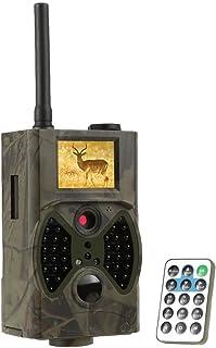 Lixada GPRS / MMS / SMS Digital Infrarrojo Cámara de la caza de exploración del rastro