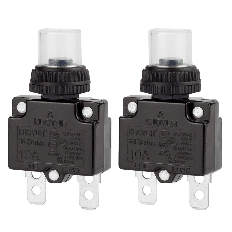 Circuit Breaker DIYhz Thermal Series 88 Special sale item List price Overload