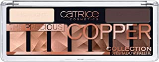 Catrice Cosmetics The Precious Copper Eyeshadow Palette ~ Metallux