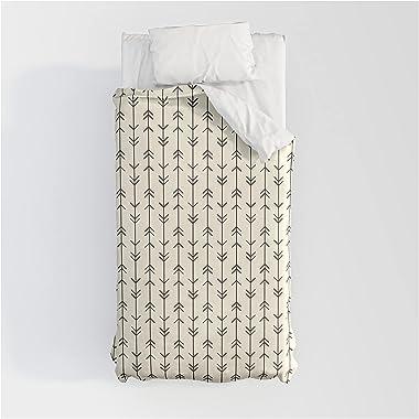 Boho Arrow Stripes by Wellington Boot on Synthetic Duvet Covers