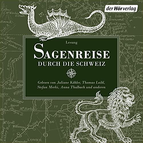 Sagenreise durch die Schweiz Titelbild