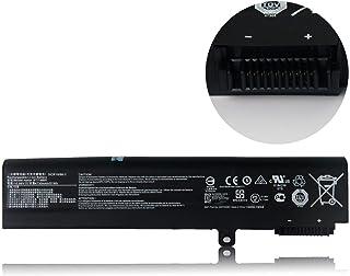 BTY-M6H batería del Ordenador portátil para MSI GE72 2QC 2QD GL72 GL62-6QD-030FR GL62-6QC MS-16J2 GE62 GP72 CX62 6QD (10.8V 4730mAh 51Wh)