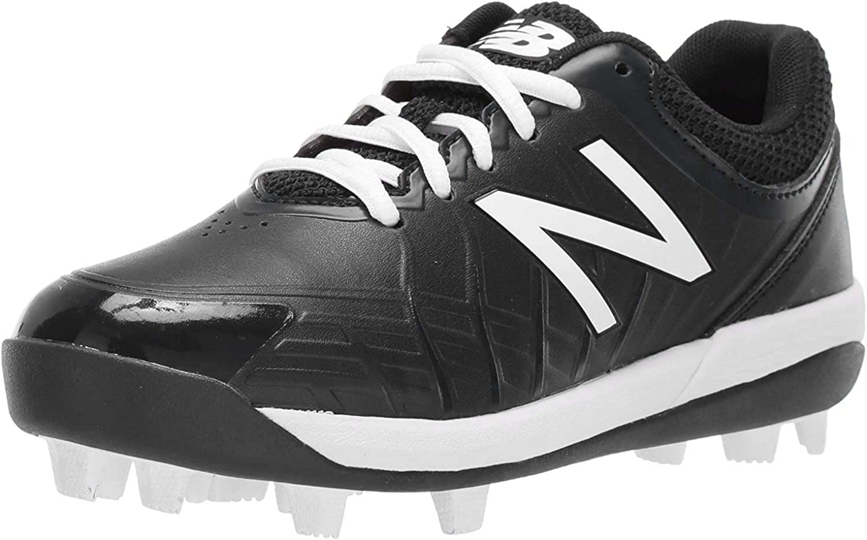 New Balance Kids' 4040 V5 Molded Baseball Shoe