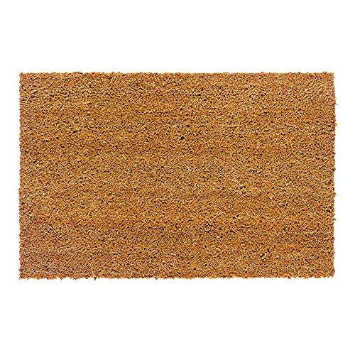 Kokosmatte nach Maß | Kokos Fußmatte mit Zuschnitt auf Maß | 3 Stärken, bis 120 cm breit, bis 300 cm lang | ab 17,65 € | gewählt: 24 mm dick, 40-60 cm breit, 60-100 cm lang