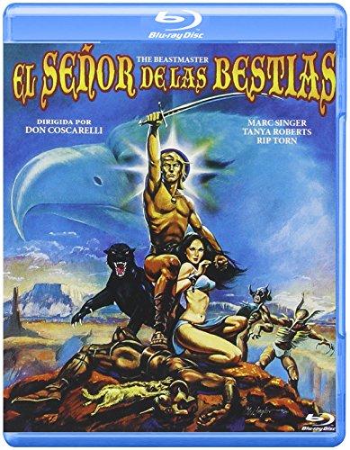 The Beastmaster (1982) ( Beast master - Der Befreier ) [ Blu-Ray, Reg.A/B/C Import - Spain ]