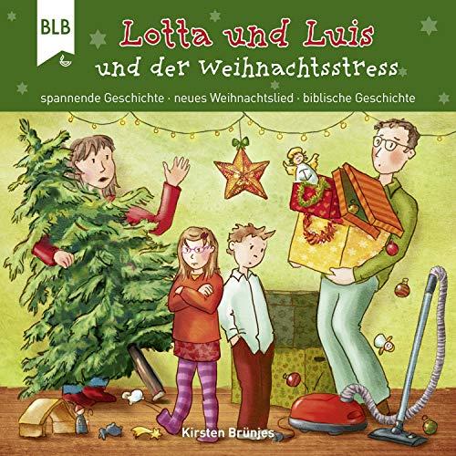 Lotta und Luis und der Weihnachtsstress cover art